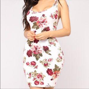 Fashionista floral dress